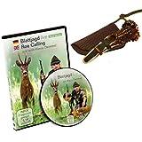K & S Rottumtaler Wildlocker - Juego de caza de hojas de corzo y DVD de caza en...