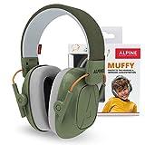Alpine Muffy Protectores de Oído para Niños - Cascos Antiruido para niños de...