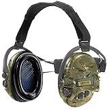 Sordin Supreme Pro X Neckband Cascos - Auriculares Ultrafinos Electrónicos |...