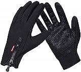 COTOP Guantes de Invierno , guantes de pantalla táctil a prueba de viento al...