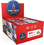 The Heat Company Soporte calentador | 8 horas pies calientes | compatible con...