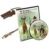 K & S Rottumtaler Wildlocker - Juego de caza de hojas grande (hoja de ciervo,...