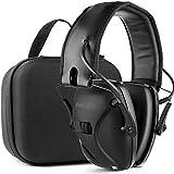 Awesafe - Protección auditiva para disparar, protección auditiva electrónica,...