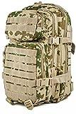 Mil-Tec EE.UU. Mochilla Assault Pack (Small/Tropentarn)
