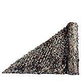 Sitong - Rollo grueso de red de camuflaje. Para caza, decoración militar, para...