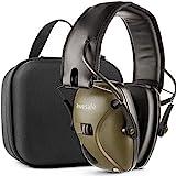 Awesafe Casco Tiro Electronico Protector Auditivo Auriculares de Caza...