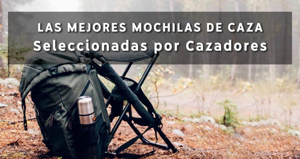 Mochilas de Caza