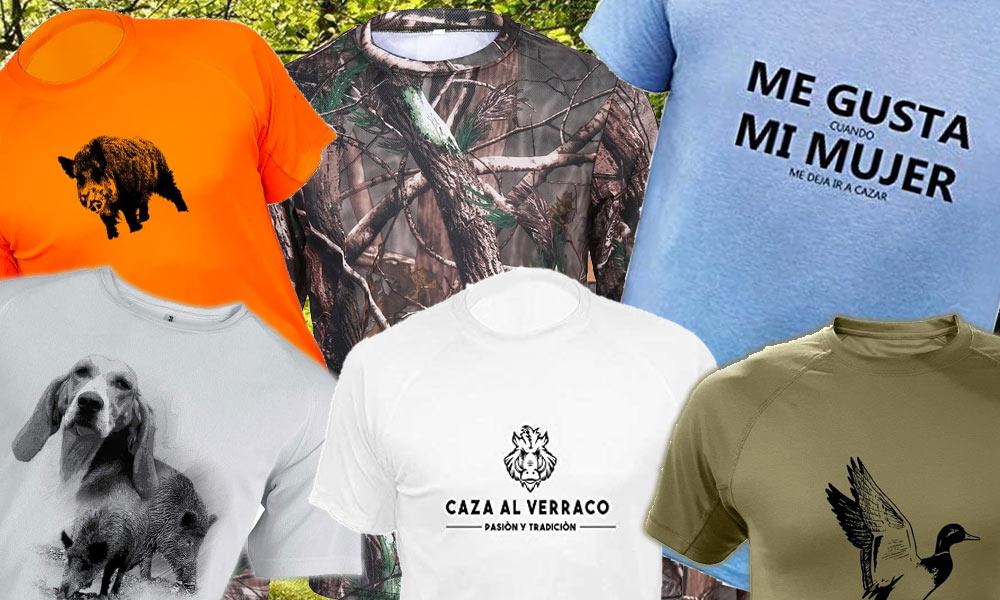 Colores de Camisetas de Caza