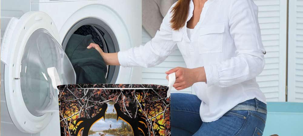 Lavar Ropa de Caza