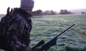 Como llevar rifle en mochila de caza