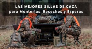 Sillas para Caza en Esperas Monterias Recechos.