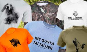 Regalar Camiseta de caza